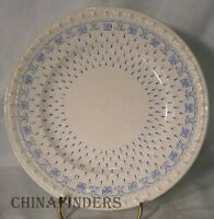 SPODE china ERMINE Blue Salad or Dessert Plate - 8""