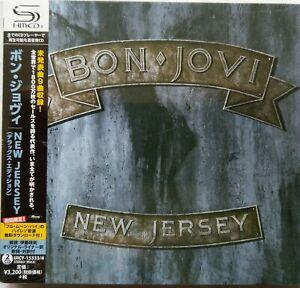 Bon Jovi - New Jersey 28 Tracks Deluxe 2 JAPAN SHM Digi CD UICY-15333/4 NEU