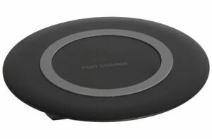 Qi Wireless Charger 15W Recessed 2.2A for Qi-enabled Device QC3.0 Power Supply