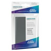 ULTIMATE GUARD Undercover Precise-Fit Small Card Deck Sleeves 60 x 87mm 100ct