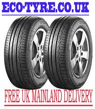 2X Tyres 225 50 R18 95W Bridgestone T001 C B 69dB
