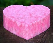 OLD WORLD DAMASK ROSES Flora Scented LOVE Heart CANDLE MELT for Oil Burner 100hr