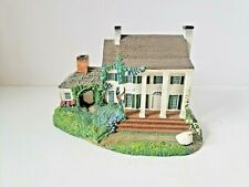 "Hawthorne Gone With The Wind ""Tara-Scarlett'S Pride� House Figurine Plantation"