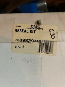 982948 OMC JOHNSON EVINRUDE INTERMEDIATE DEAL KIT GENUINE FACTORY PART 0982948