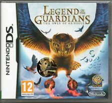 LEGEND OF GUARDIANS: OWLS OF GA'HOOLE GAME DS (gahoole) ~ NEW / SEALED