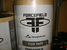 New listing Forcefield Flex Tape 9In x 75Ft Roll