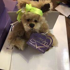 Annette Funicello Bear - Flo - Bean Bag Collection