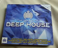 Various Artists - The Sound of Deep House - Various Artists CD