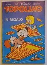 Topolino n.1558 * 6 ottobre 1985 * Walt Disney - Mondadori