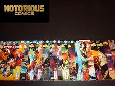Super Sons 1-16 Complete Comic Lot Run Set DC Comics Superman Tomasi Collection