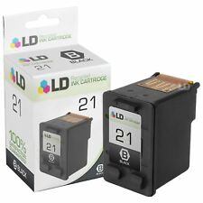 LD Remanufacture Replacement for HP 21 / C9351AN Black Ink Cartridge