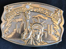 1986 - Statue of Liberty - LE Numbered - Belt Buckle - EX