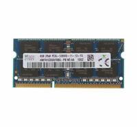 8GB DDR3L 1600MHz 2RX8 PC3L-12800S 204pin SO-DIMM Laptop Memory RAM For SK Hynix
