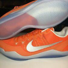 Nike Kobe 11 EM TB Promo Rare Xi Color Orange Size 15 Mens Shoes 856485-883 New