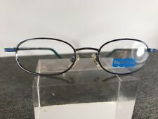 Fischer Price Kids Eyeglasses 44-17-130 Clearvision Gold Fish Gunmetal A408