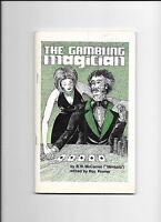 THE GAMBLING MAGICIAN BY B.W. McCARRON MERCURIO BOOKLET