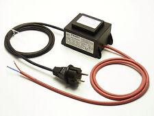 Sicherheitstransformator für Styroporschneider 230V / 40V 200VA 100%ED Strobelt