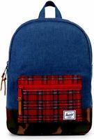 Zaino Zainetto Ragazzo/a Herschel Backpack Boy Girl Settlement Youth 11L-Deni...