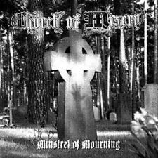 CHURCH OF MISERY (USA) - Minstrel Of Mourning CD
