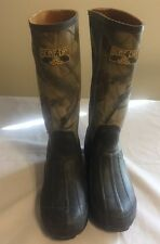 RedHead Bone Dry Real Tree Hunting Boots Boys 3 Women 5