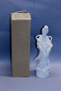 Vintage Homco Kwan Yen Porcelain Figure 1426 Home Interiors and Gifts in Box