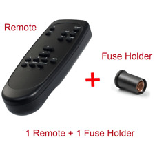 Used  Remote + Fuse Holder Logitech  Z-5450 Z-5400 Z-680 Z-5500 Computer Speaker