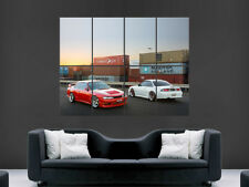 NISSAN 200SX S14 GTR CAR POSTER LOW TUNING JAPAN IMAGE PRINT GIANT