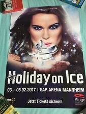 Holiday on Ice Show Mannheim Poster/Plakat DIN A1