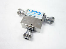 LORAL MICROWAVE NARDA CNA0911NF CNA-0911 NF RF ISOLATOR CIRCULATOR