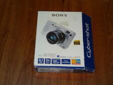 New in Open Box - Sony Cyber-Shot DSC-W150 8.1 MP Camera - RED - 027242726727
