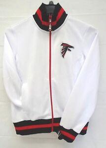 Atlanta Falcons Women's S Field Goal Track Jacket 002