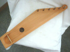 Kantele Finland Harp Psalterium Style 6 string wood Saiteninstrument Folklore