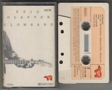 ERIC CLAPTON cassette SLOWHAND 1978 Spain