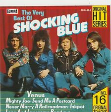 The Very Best Of Shocking Blue - Shocking Blue ( Rare Europa CD )