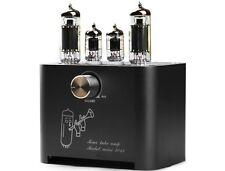 Hifi APPJ mini2013 6J1+6P1 ( Original miniwatt) Mini tube Amplifier AMP black
