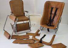 RARE  Vintage Antique Wonda chair  Baby Car Seat highchair rocking chair