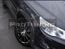 VW Tiguan 07-11 arches trim extension spoiler flares set wide moulded wheel R50