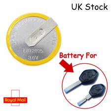 Remote key fob Battery for BMW LIR2025 3 5 7 X3 X5 E46 E38 E39 E53 E60 E61 E83