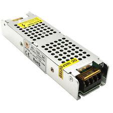 Alimentatore 150W trasformatore stabilizzato slim 24V 6.25A lampade LED 220Vac