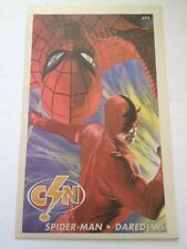 csn # 692, 2000 spiderman & daredevil cover