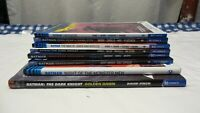 DC Batman Large lot of softcover and hardcover graphic novels for sale