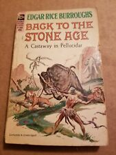 Edgar Rice Burroughs Back To The Stone Age (Paperback)