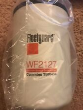 New and Genuine Fleetguard WF2127 Coolant Filter Free Shipping