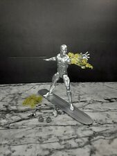 Marvel Legends Walgreens Exclusive Silver Surfer -100% Complete