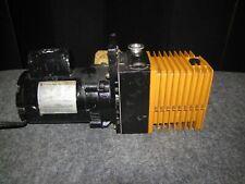 Franklin Electric Alcatel Vaccum Pump Model 4101020413 2002 V4