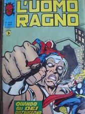 L' Uomo Ragno n°254 ed. Corno - 2°serie  [G.149]