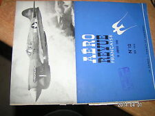 Aero Revue Française n°12 B-25 Mitchell SNCASO guerre sur mer