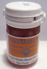 RailMatch 2404  Light Rust - General Colour - Acrylic Paint - 18ml Pot