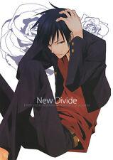 Durarara!! YAOI Doujinshi '' New Divide '' Shizuo Izaya
