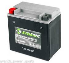 BATTERY  Xtreme AGM Permaseal XTAX16-BS